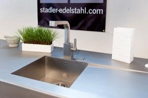Stadler Edelstahl silverBench Werkbank