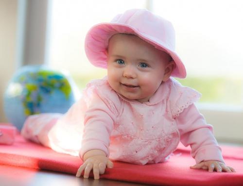 Babyshooting mit der kleinen Alina