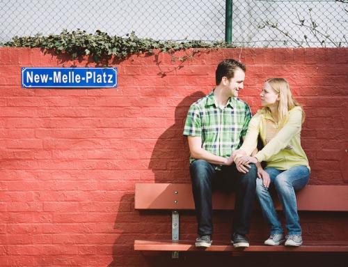 Verlobtenshooting in Melle mit Daniela und Markus