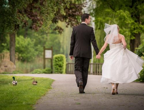 Als Hochzeitsfotograf in Melle