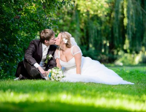 Als Hochzeitsfotograf in Marienfeld und Herzebrock Clarholz – Schloss Möhler
