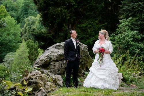 Schlosspark Bad Wilhelmshöhe - Brautpaarshooting
