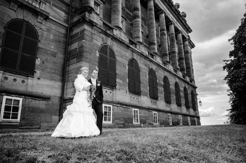 Schloss Wilhelmshöhe - Brautpaarshooting