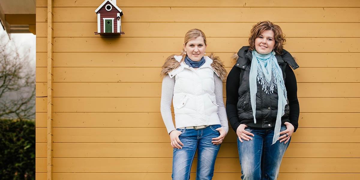 Portraitshooting Outdoor - Geschwister aus Rheda-Wiedenbrück