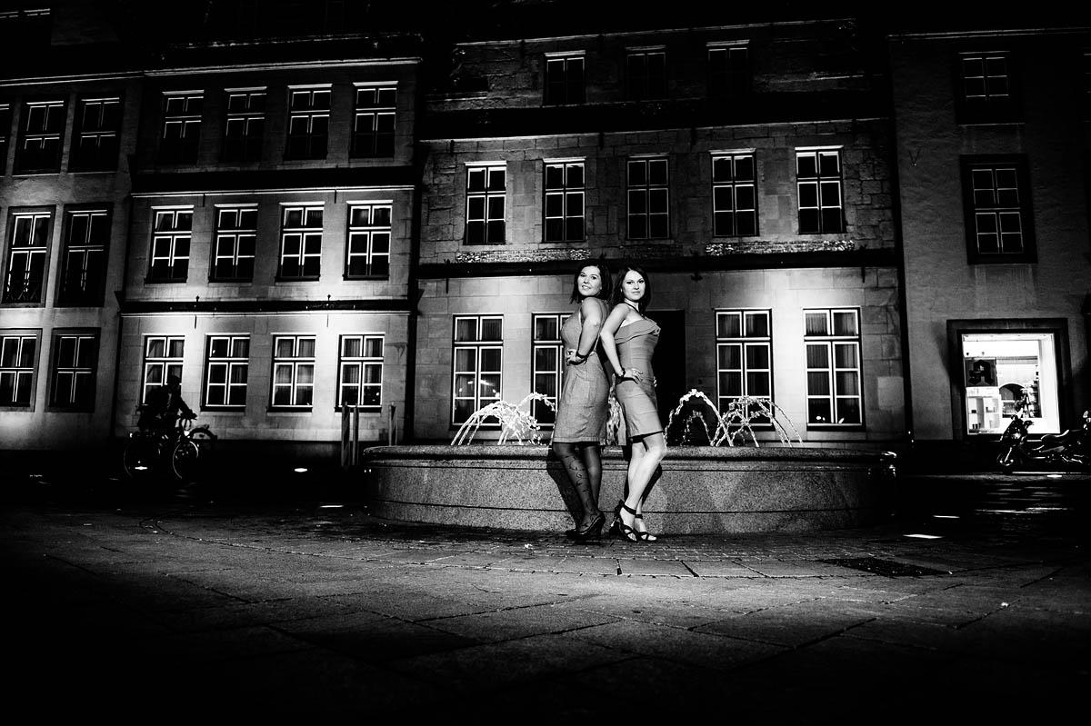 Nachts in Bielefeld