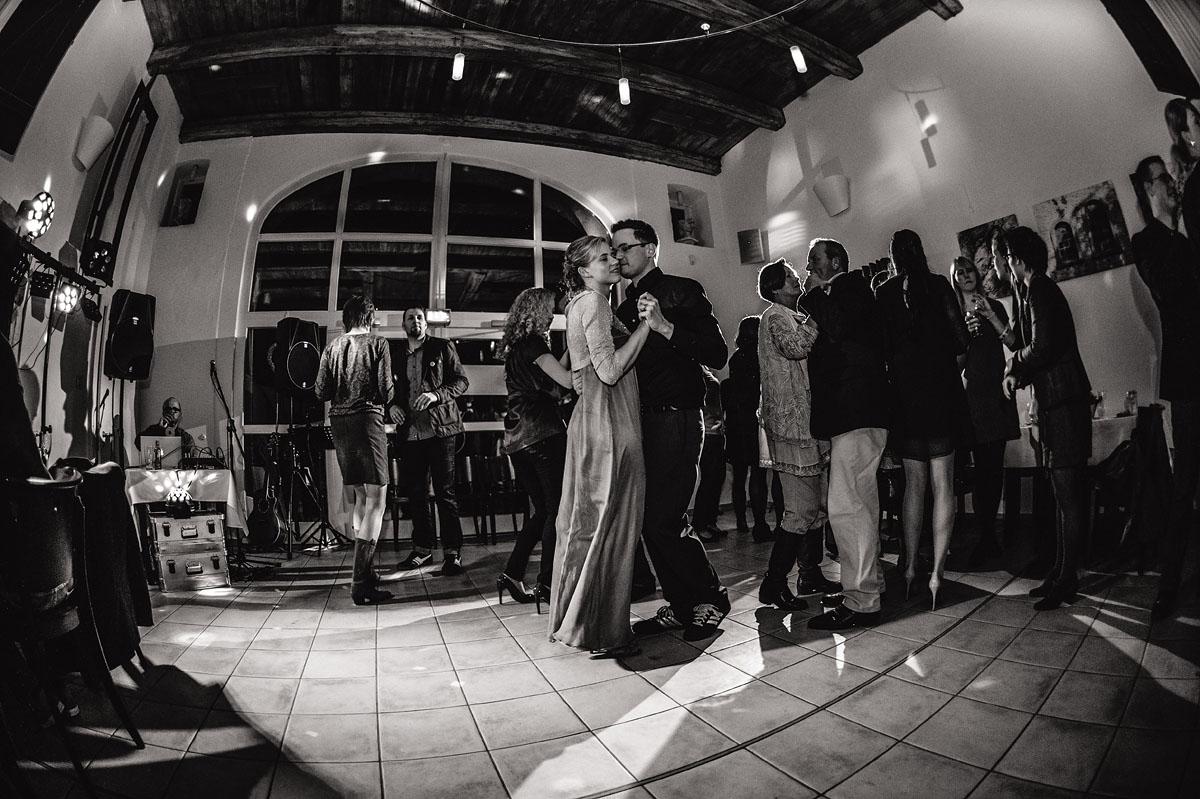 Eröffnungstanz Hochzeitsfeier
