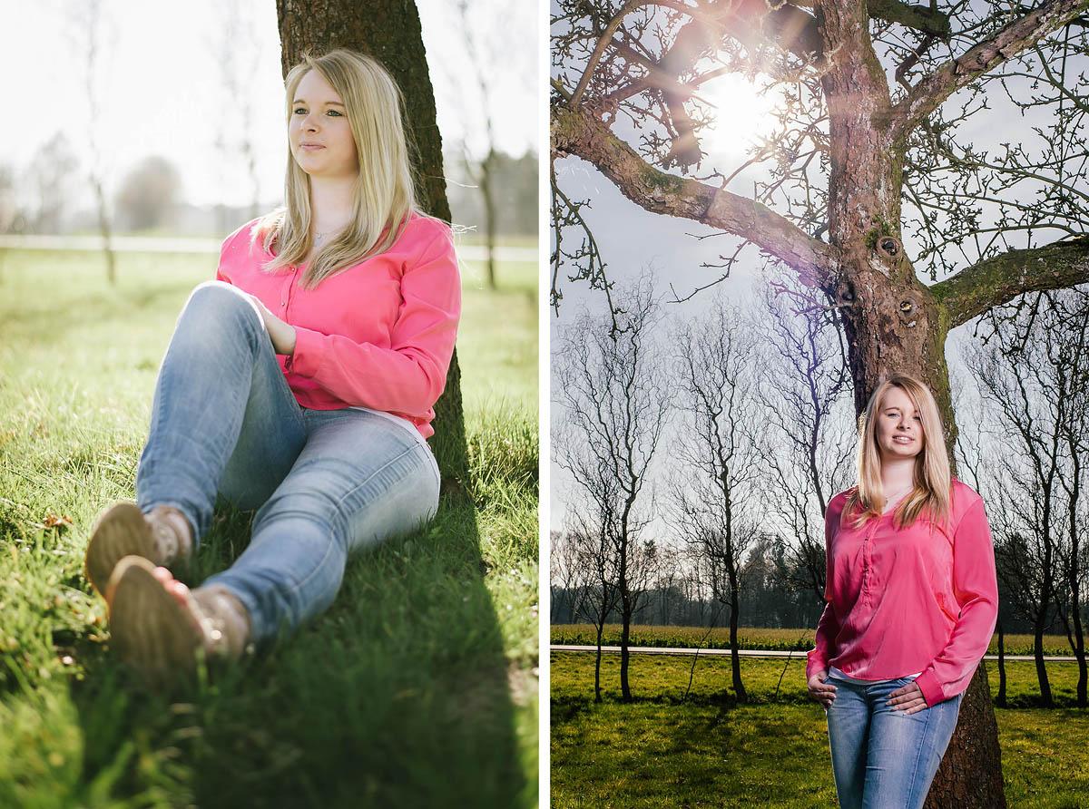 Einzelportraits in Brockhagen mit Nina aus Borgholzhausen