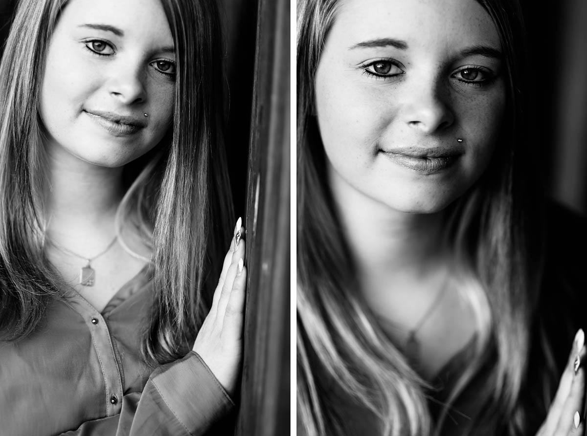 Closeup Portraits