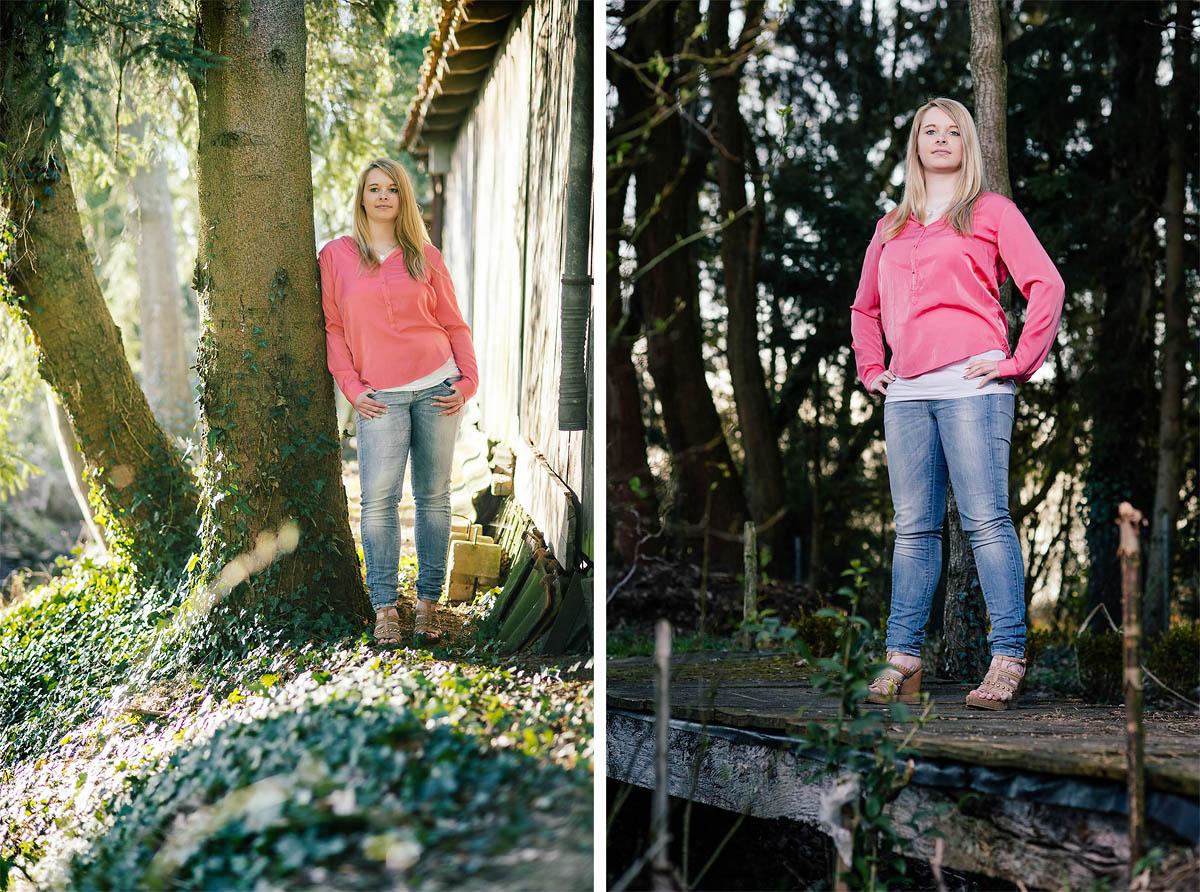 Portraits Nina aus Borgholzhausen
