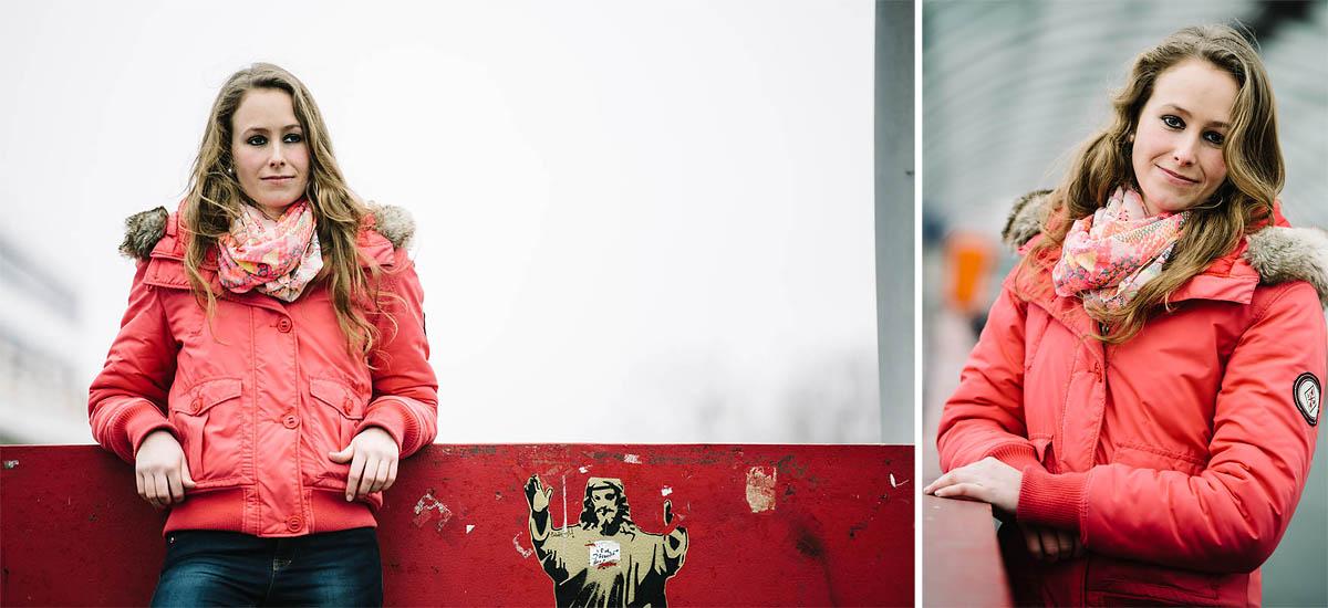 Portrait Katharina
