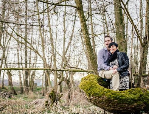 Verlobtenshooting in Druffel – Rietberg