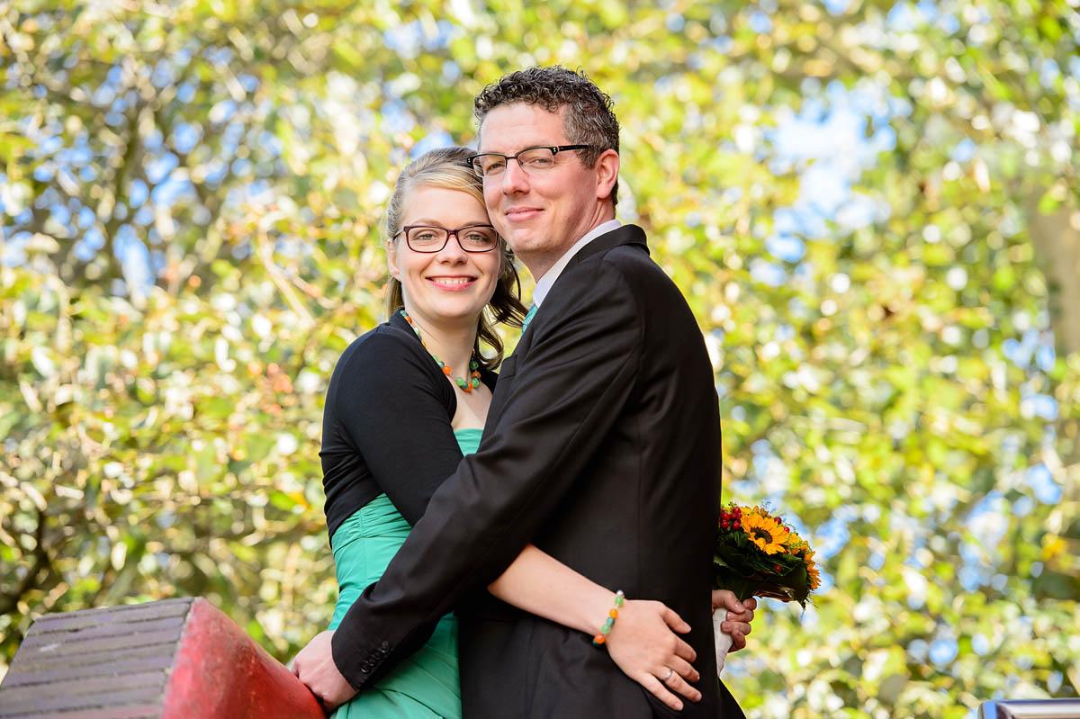 Hochzeitsbilder am  Alten Leuchtturm auf Wangerooge