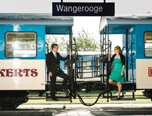 Als Hochzeitsfotograf auf Wangerooge