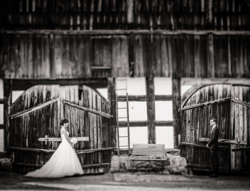 Hochzeitsbilderübergabe am Freitag den 13. … wenn das mal gut geht?