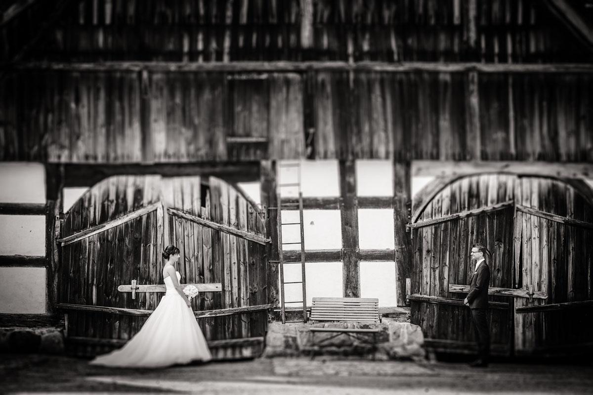 Als Hochzeitsfotograf in Gütersloh auf dem Meierhof Rassfeld