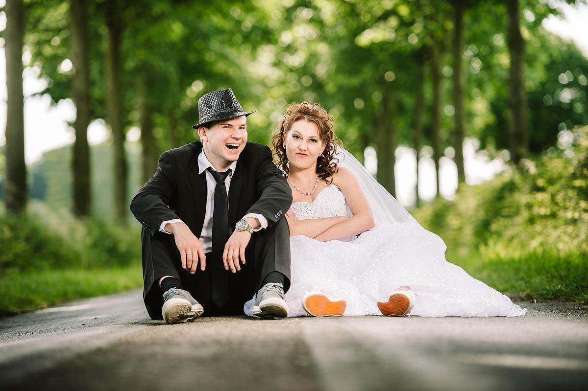 Trash The Dress - Hochzeitsfotograf Bielefeld