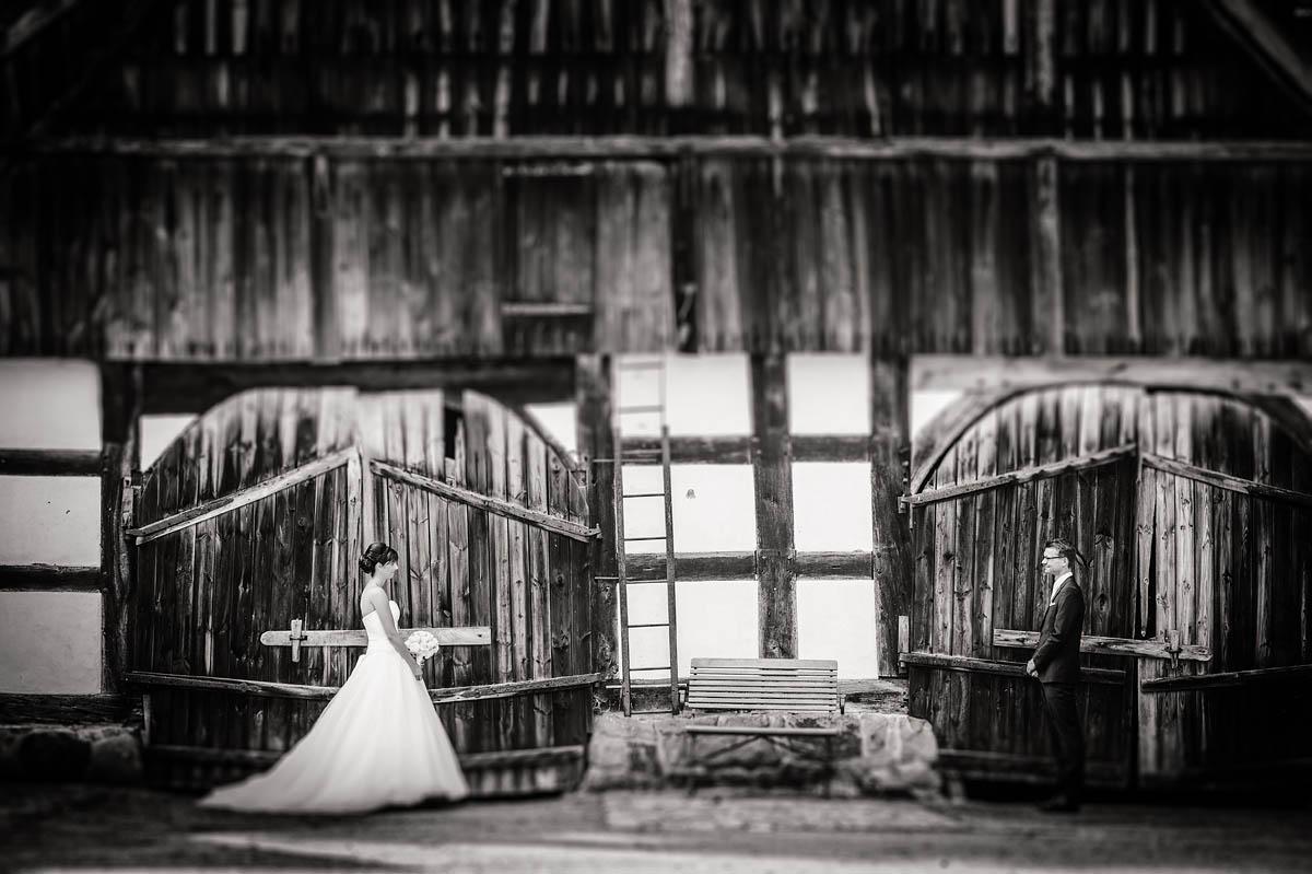 Brautpaarshooting in Gütersloh