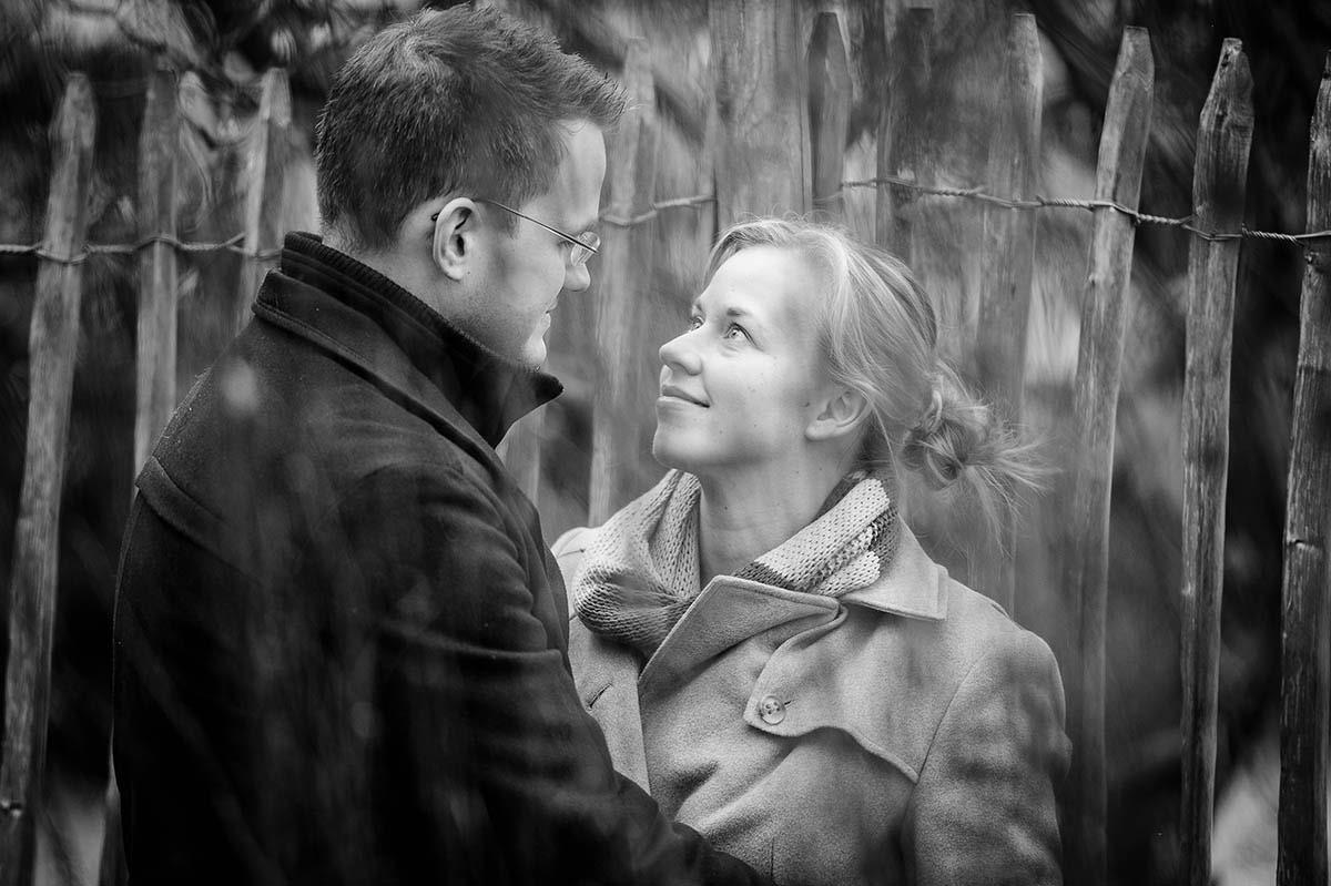 romantische Paarportraits
