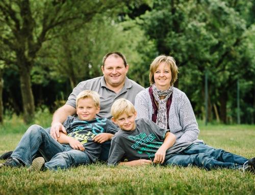 Familienportraits von meinem Fotokumpel Alex und seiner Familie …