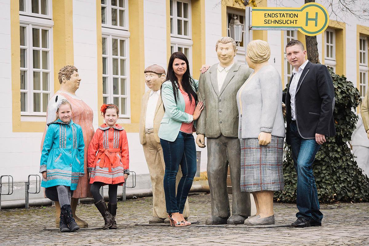 Familienshooting in Wiedenbrück