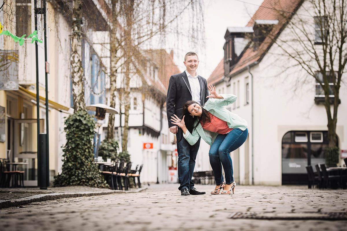 Paarshooting in Wiedenbrück