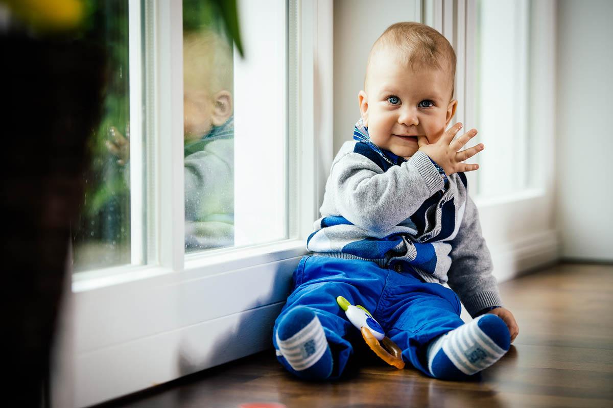 Babyfotos - Indoor