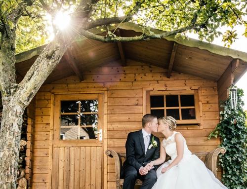 Als Hochzeitsfotograf in Gütersloh
