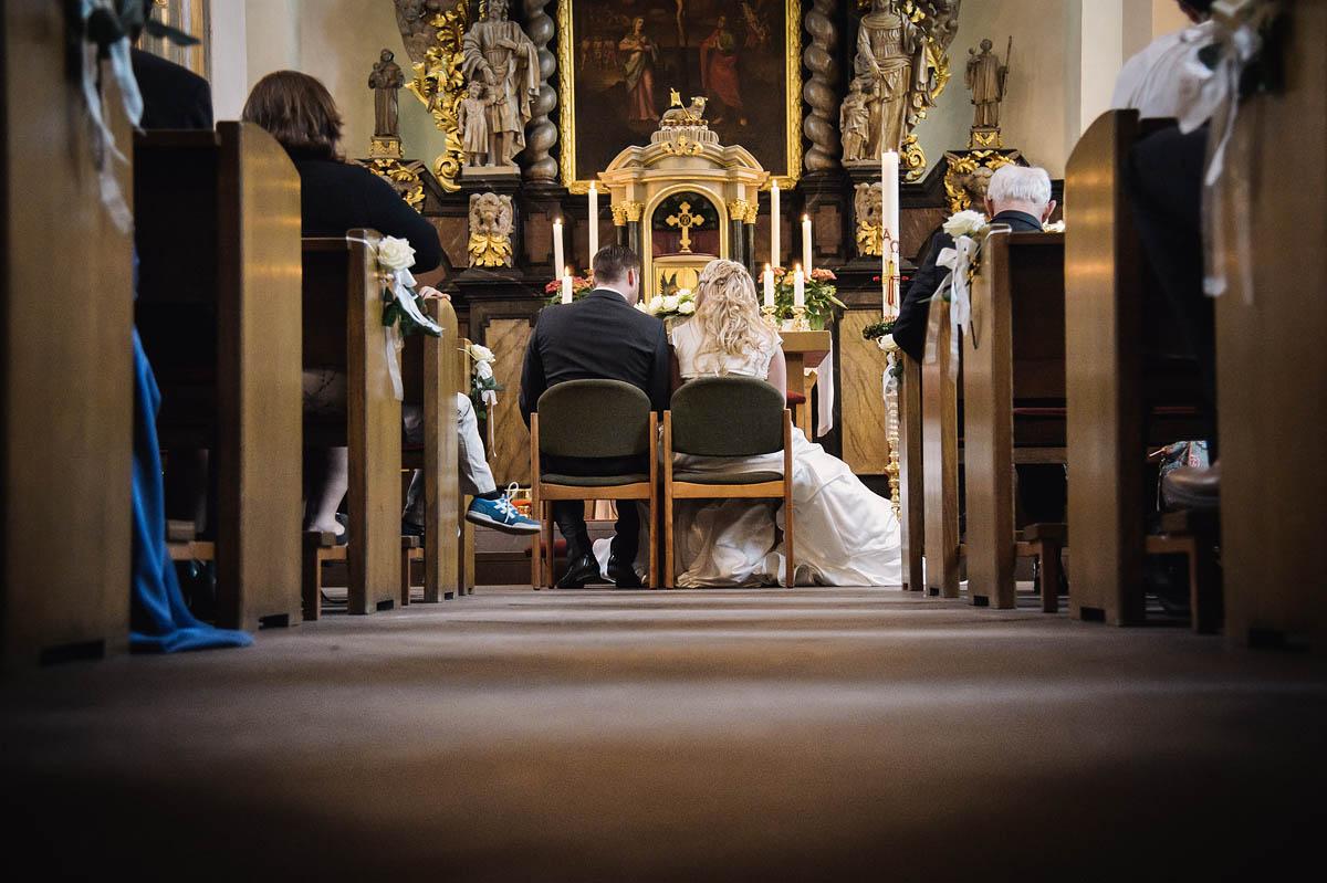 kirchliche Trauung in Stockkämpen Halle Westfalen