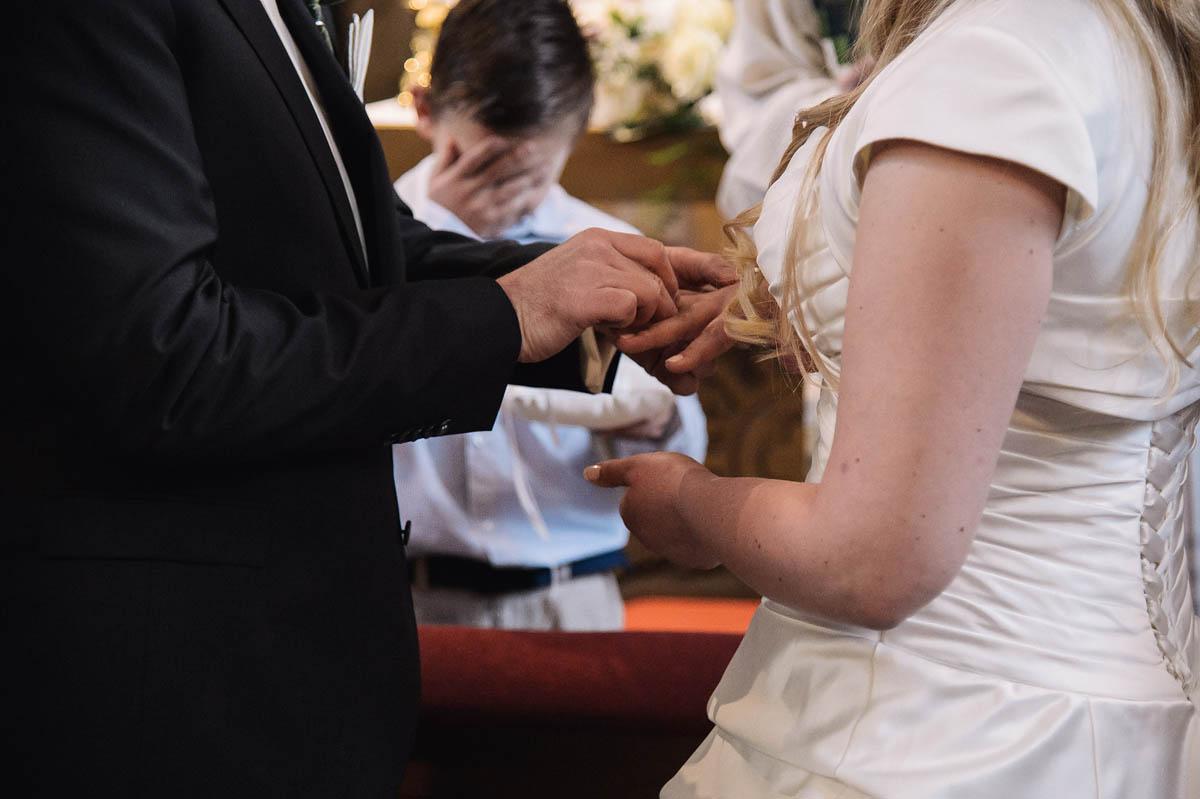 Als Hochzeitsfotograf in Stockkämpen Halle Westfalen
