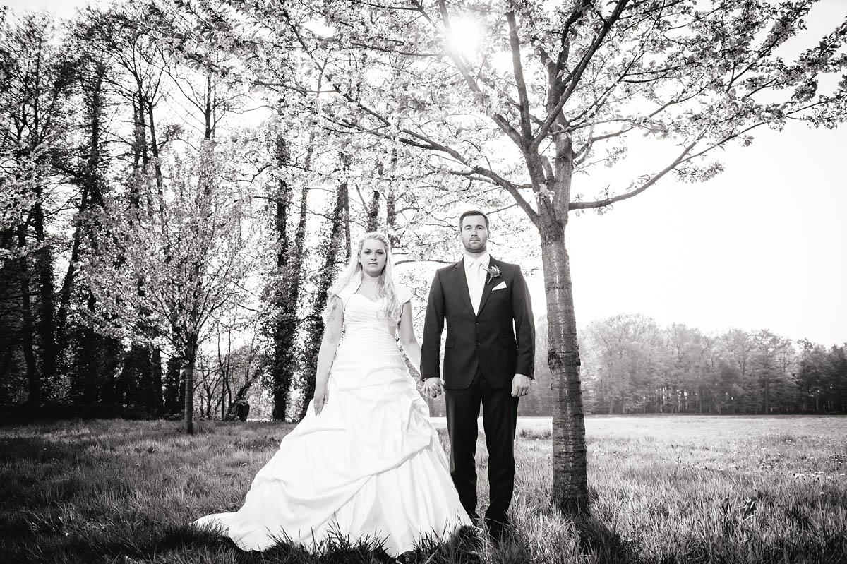 Hochzeit im  Ententurm in Brockhagen