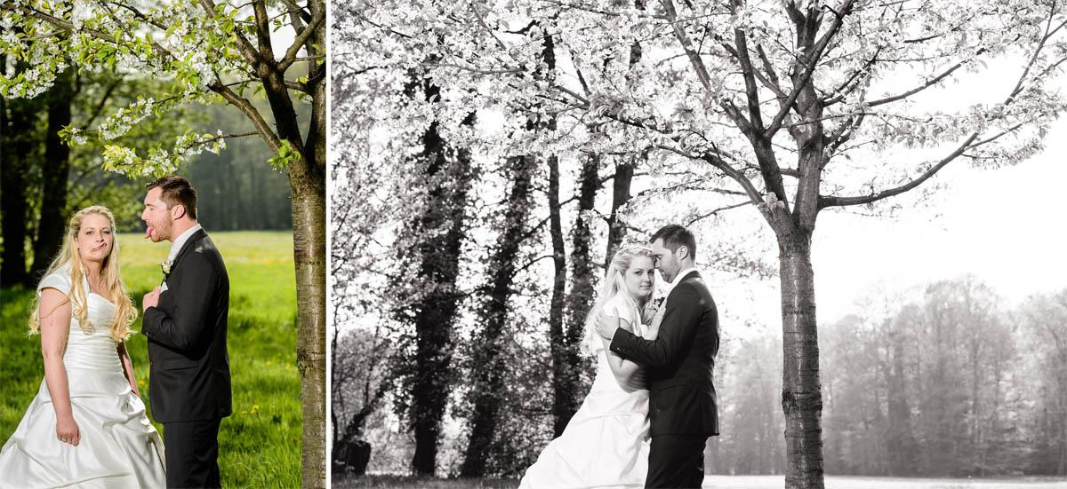 Lustige Hochzeitsfotos in Kreis Gütersloh