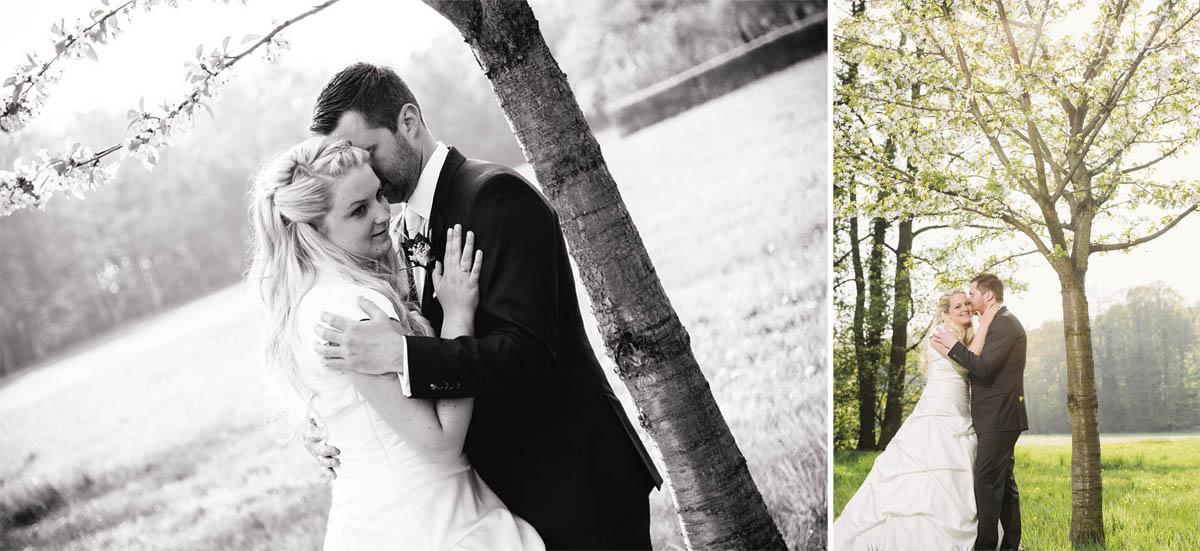 Romantische Hochzeitsfotos in Kreis Gütersloh