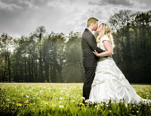 Als Hochzeitsfotograf in meinem Heimatdorf Brockhagen …