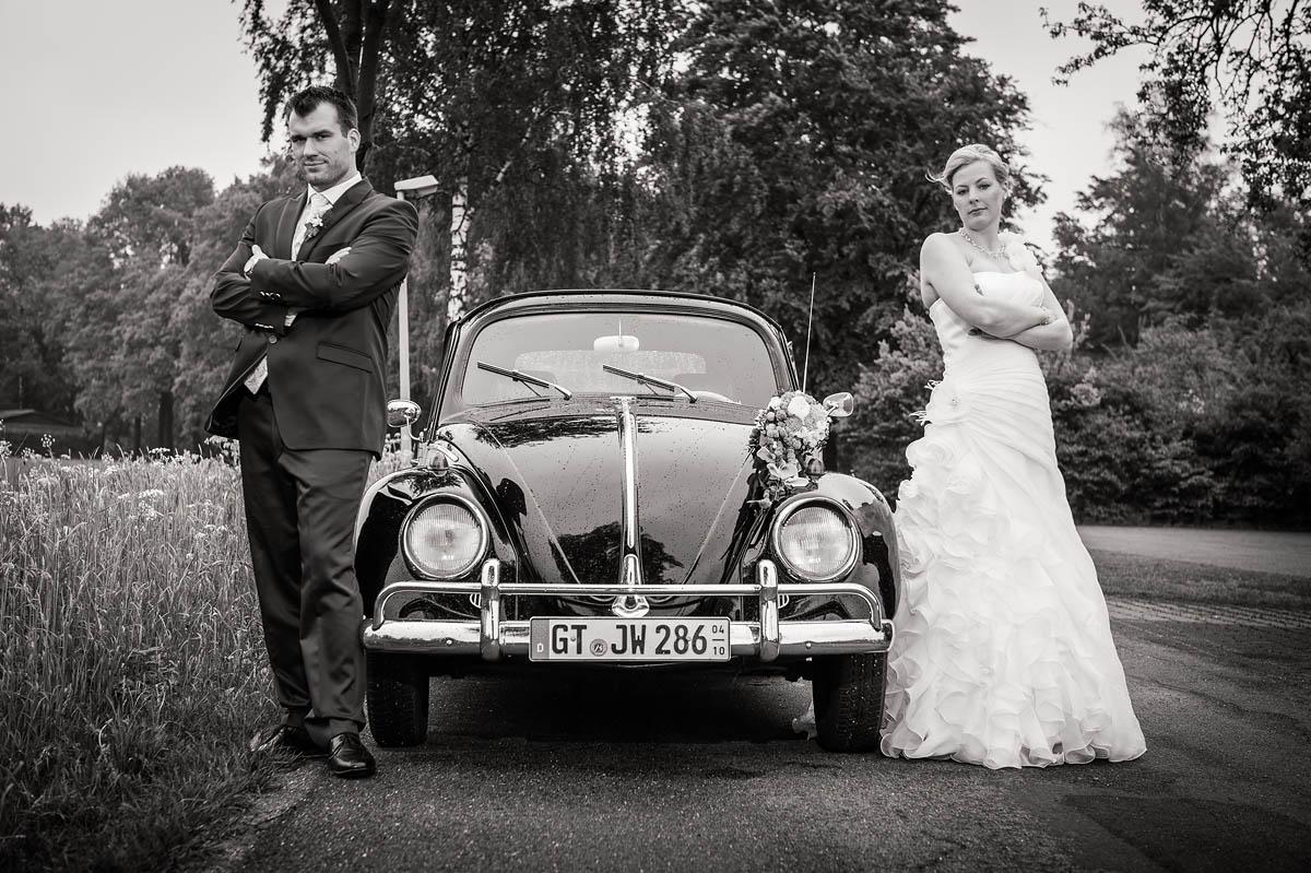 Hochzeitsreportage im Kreis Gütersloh
