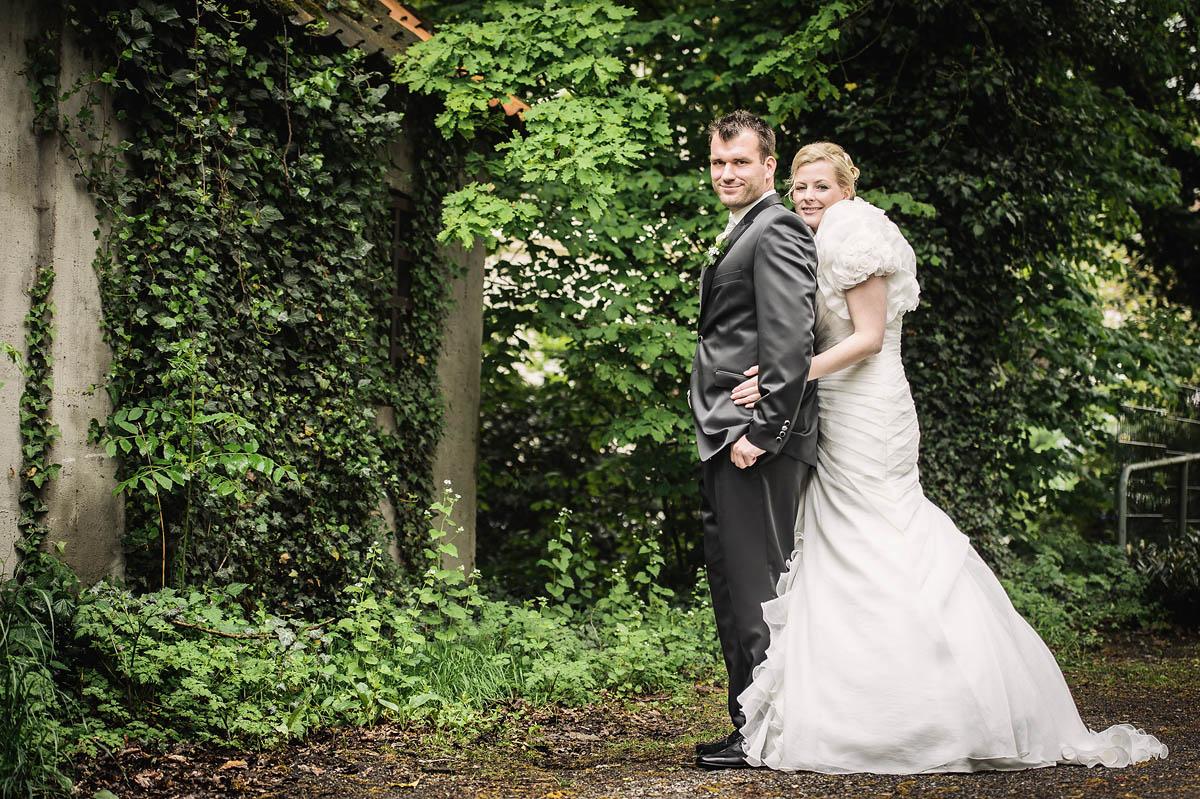 Als Hochzeitsfotograf in Verl