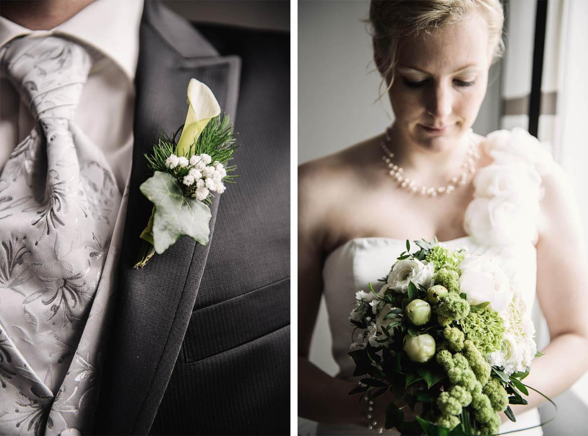 Hochzeitsfotos Indoor
