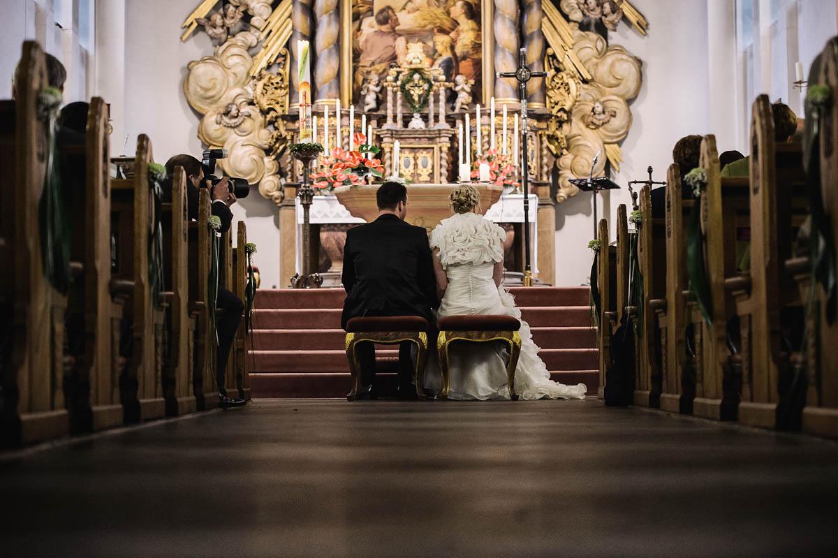 kirchliche Trauung - St. Anna Kirche Verl