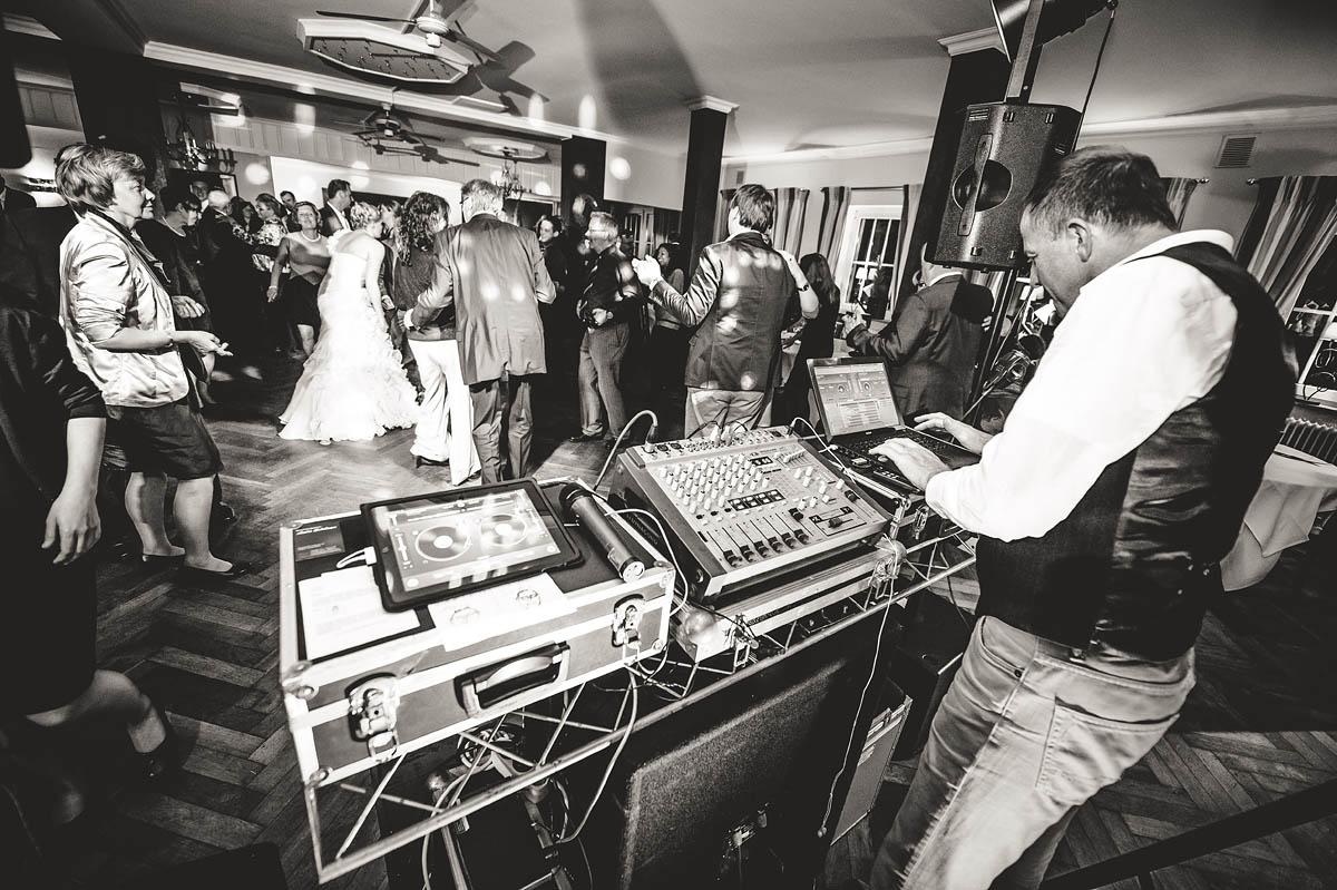 DJ - Hochzeitsreportage