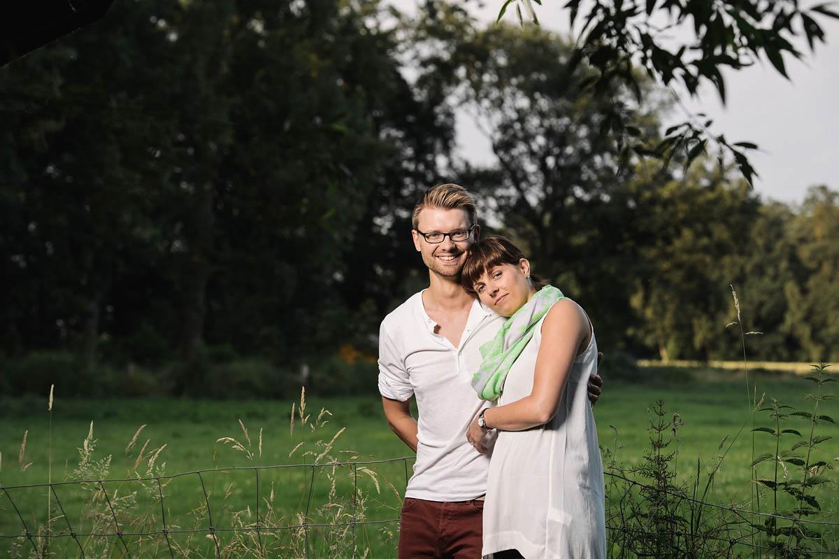Engagementshooting in Gütersloh mit Jennifer & Christian