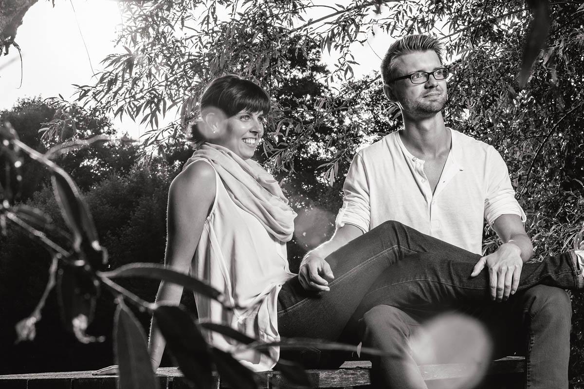 Verlobtenshooting in Gütersloh mit Jennifer & Christian