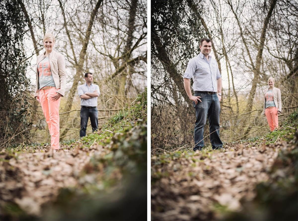 Outdoor Paarportraits